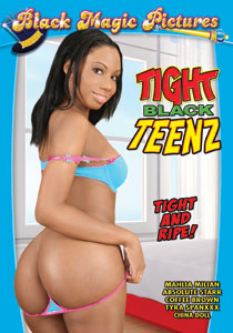 Tight Black Teenz