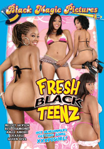 Fresh Black Teenz