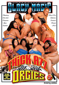 Thick Azz All Girl Orgies #02