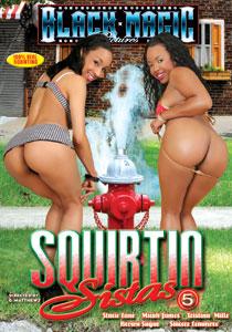Squirtin' Sistas #05