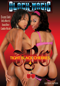 Tight Black Cherries #04