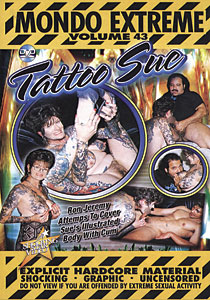 Mondo Extreme #43 - Tattoo Sue