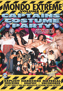Mondo Extreme #42 - Captains' Costume Party