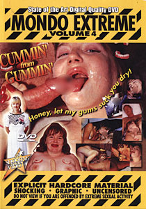Mondo Extreme #04 - Cummin' From Cummin'