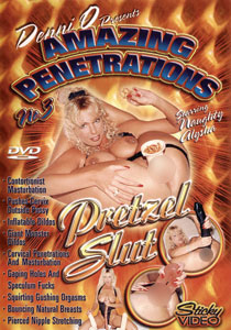 Amazing Penetrations #03 - Pretzel Slut