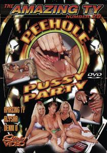 Amazing Ty #28 - Peehole Pussy Party