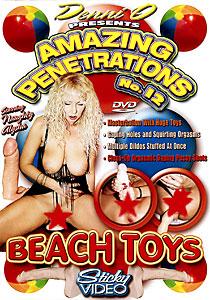 Amazing Penetrations #12 - Beach Toys