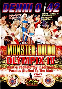 Denni O #42 - Monster Dildo Olympix #04