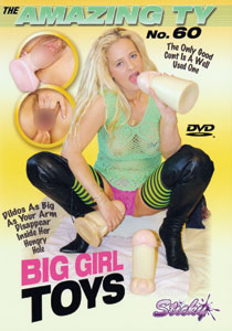 Amazing Ty #60 - Big Girl Toys