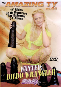 Amazing Ty #61 - Wanted: Dildo Wrangler