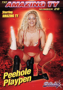 Amazing Ty #26 - Peehole Playpen