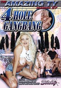Amazing Ty #27 - 4 Hole Gang Bang