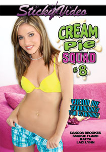 Cream Pie Squad #08