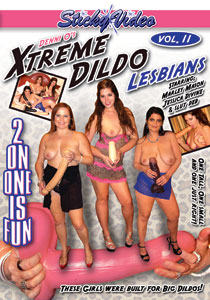 Denni O's Xtreme Dildo Lesbians #11 - 2 On One Is Fun