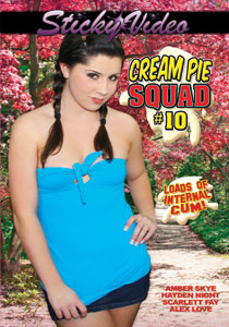 Cream Pie Squad #10