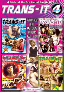 Trans-It #01 - #04 - Four Pack