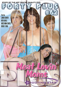 Forty Plus #62 Meat Lovin' Moms