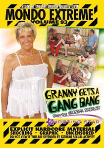 Mondo Extreme #93 - Granny Gets A Gang Bang