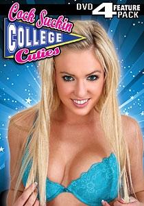 Cock Suckin College Cuties 4-Pack