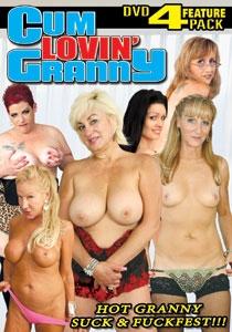 Cum Lovin' Granny 4-pack
