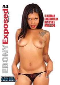 Ebony Exposed #4
