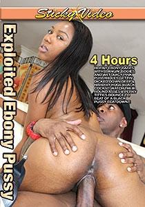 Exploited Ebony Pussy 4-Hours