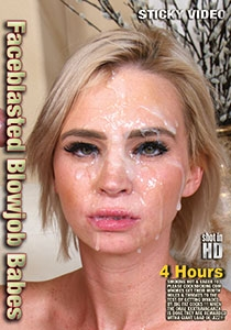 Faceblasted Blowjob Babes 4-Hours