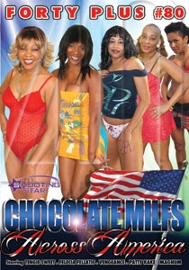 Forty Plus 80 Chocolate MILFs Across America