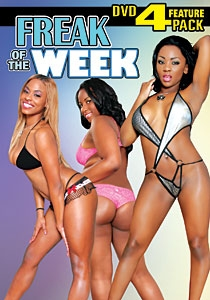 Freak of the Week DVD 4-Pack