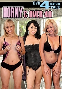 Horny & Over 40 DVD 4-pack