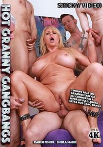Hot Granny GangBangs