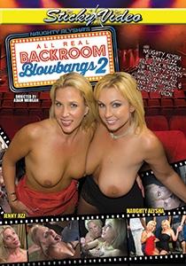 Naughty Alysha's All Real Back Room Blowbangs #2