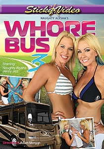 Naughty Alysha's Whore Bus #3