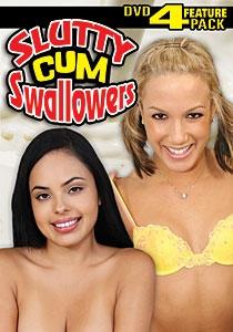 Slutty Cum Swallowers DVD 4-pack