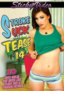 Stroke Suck & Tease 14