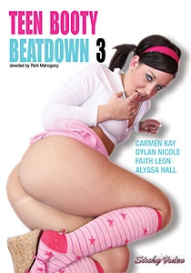 Teen Booty Beatdown #3