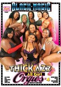 Thick Azz All Girl Orgies #4