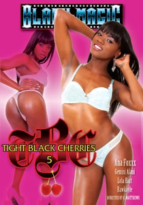Tight Black Cherries #05