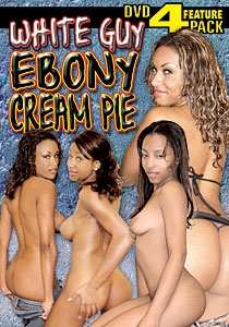 White Guy Ebony Cream Pie 4-pack