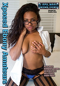 Xposed Ebony Amateurs