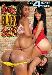 Bangin' Black Booty DVD 4-pack