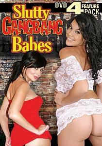 Slutty GangBang Babes 4-pack